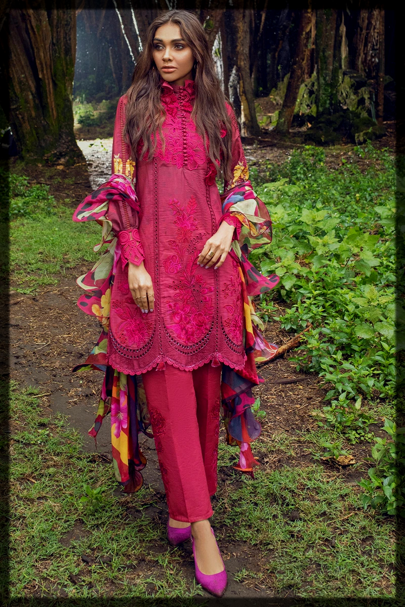stunning summer outfit by mushq