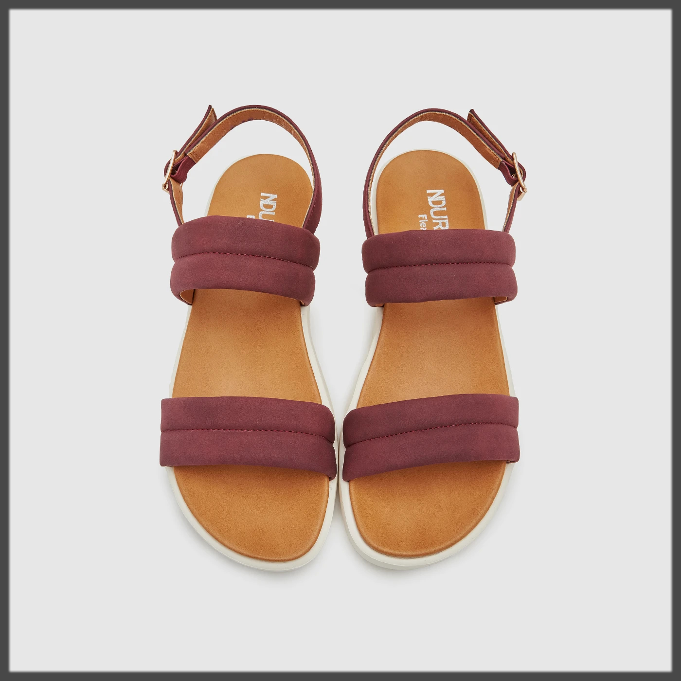summer casual sandals by ndure for women