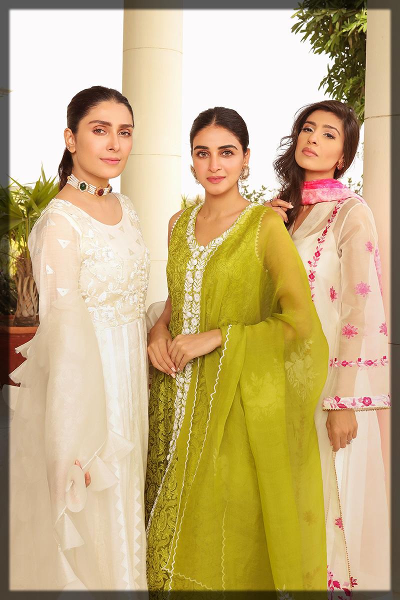 Ansab Jahangir Eid Collection
