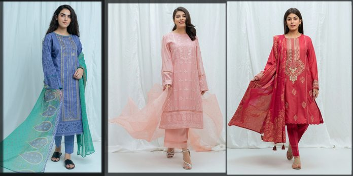 Beautiful BeechTree Eid Collection for Women