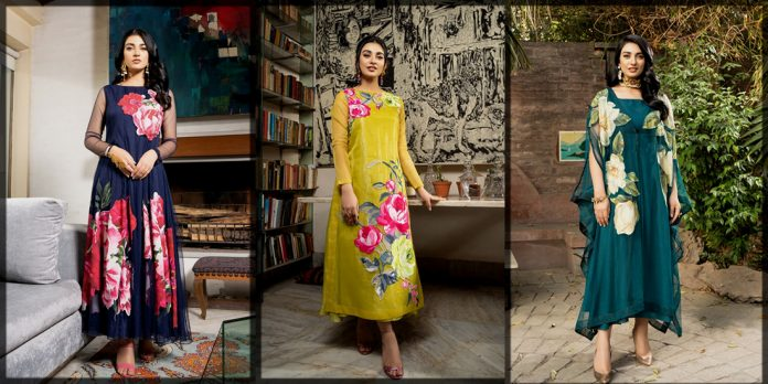 Beautiful Lulusar Eid Collection for Women and Young Girls