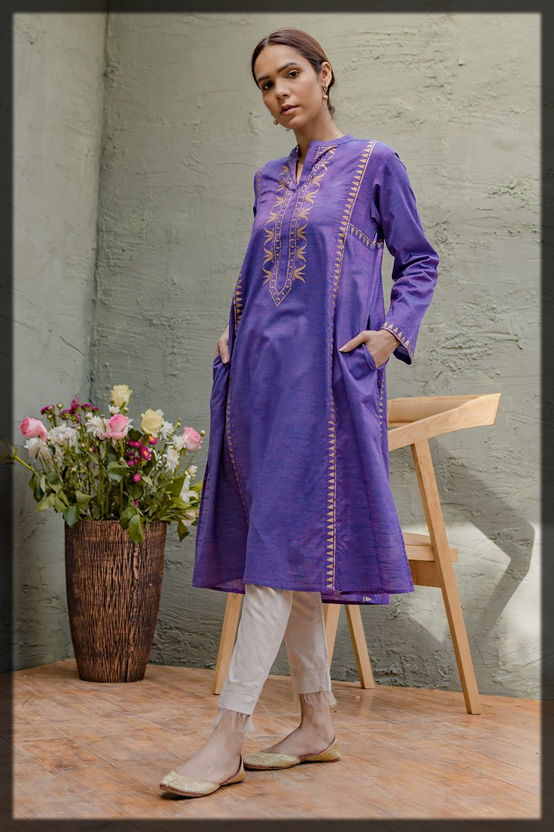 Classical Eid Kurta Collection by Ego