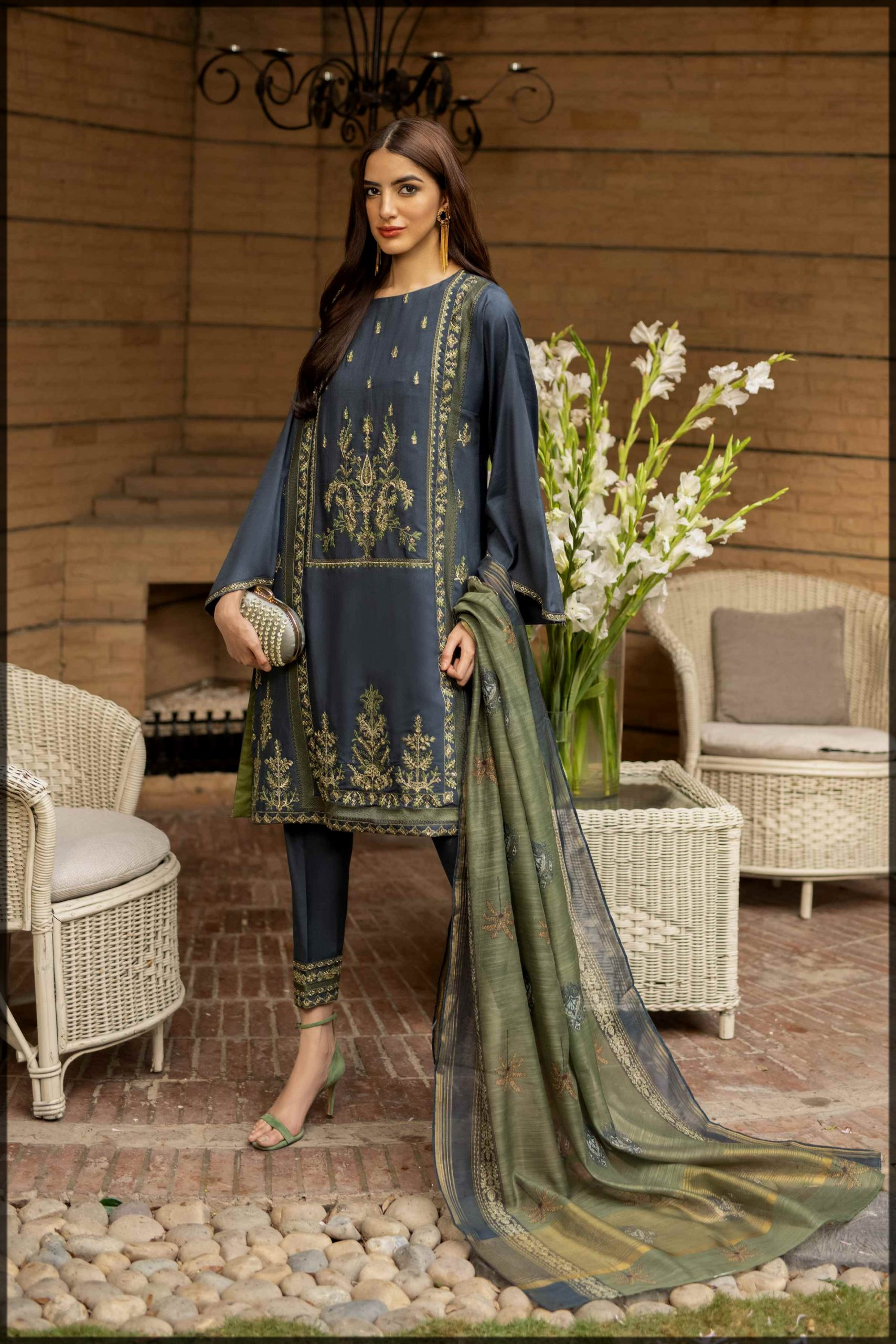 Latest Sapphire Eid Collection