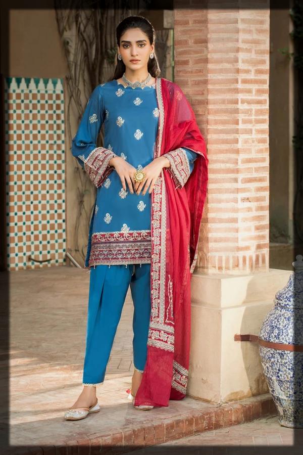 Latest Taana Baana Eid Collection