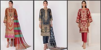 New Alkaram Studio Eid Collection 2021 [Festive Dresses With Price]