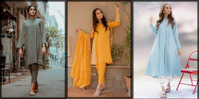 Latest and Beautiful Ego Eid Collection for women