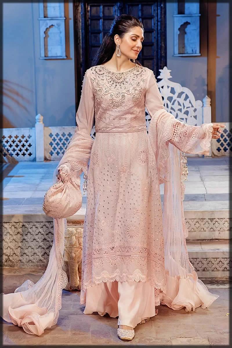 Mushq eid dress