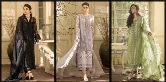 Mushq Luxury Pret Eid Collection 2021 Embroidered Dresses with Prices