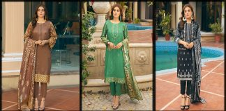 Salitex Luxury Eid Collection 2021 Embroidered Lawn Suits with Prices