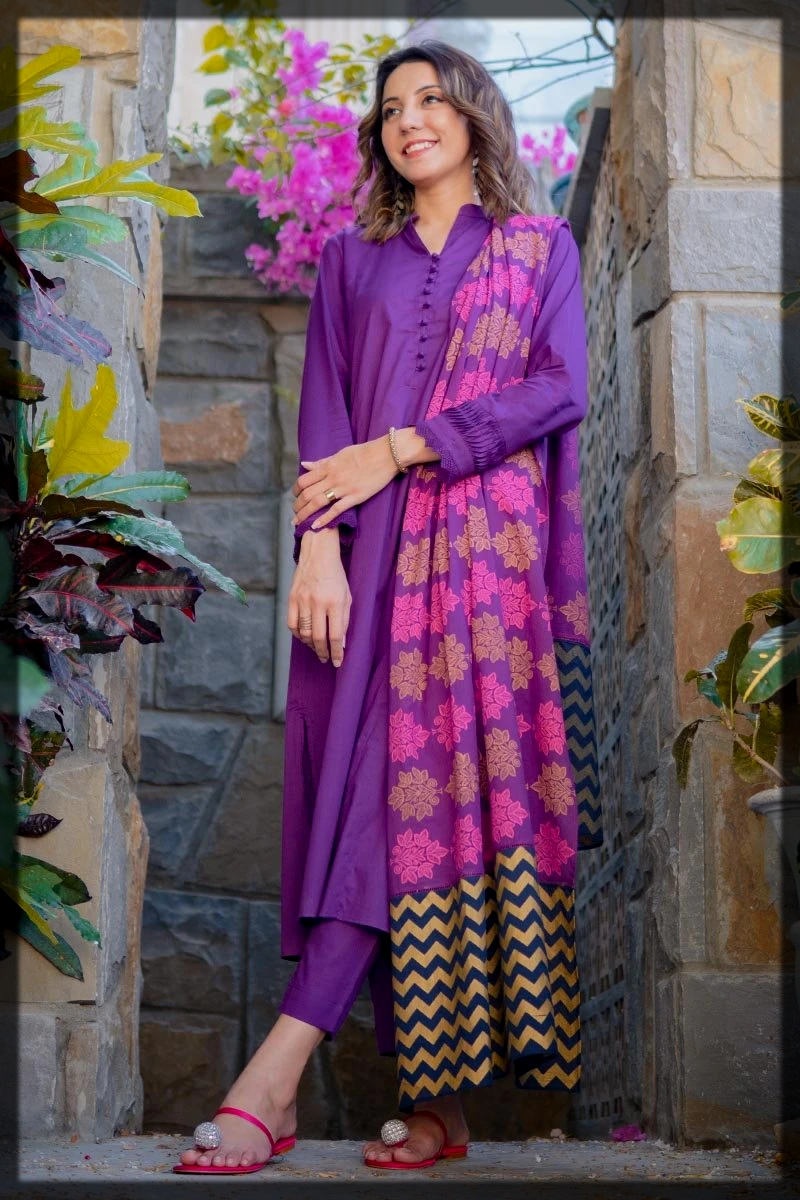 Striking Ego Eid Collection for young girls