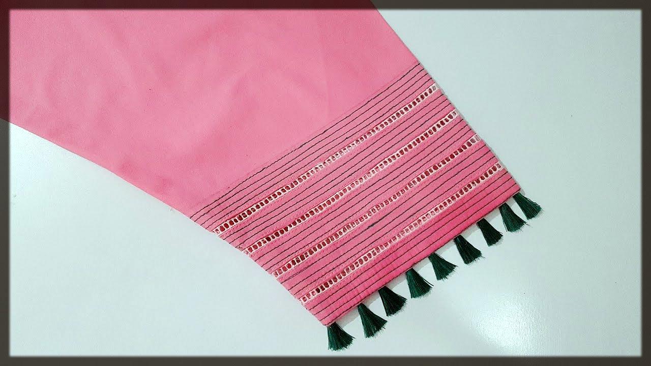 Trouser Poncha Designs for women