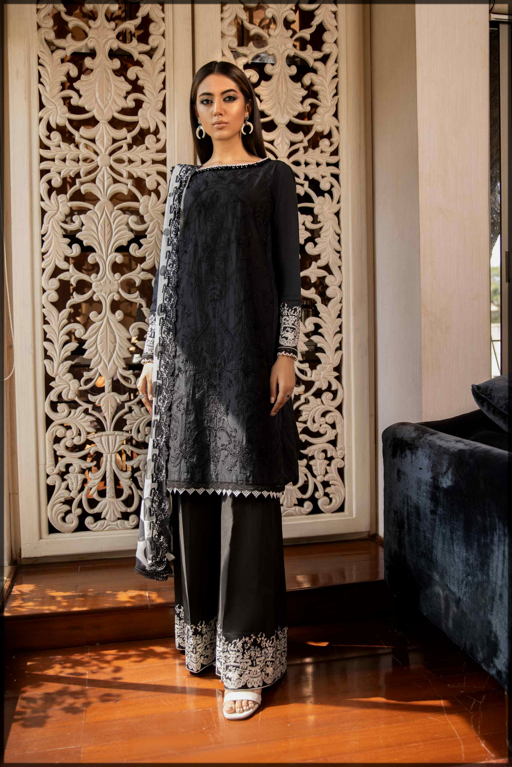 CLASSY Sapphire Eid Collection