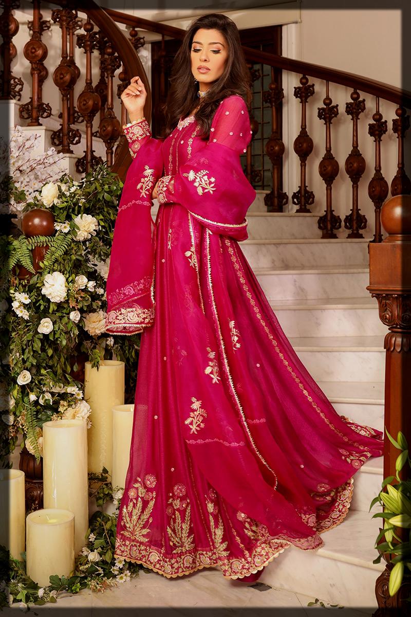 chic Ansab Jahangir Eid Collection