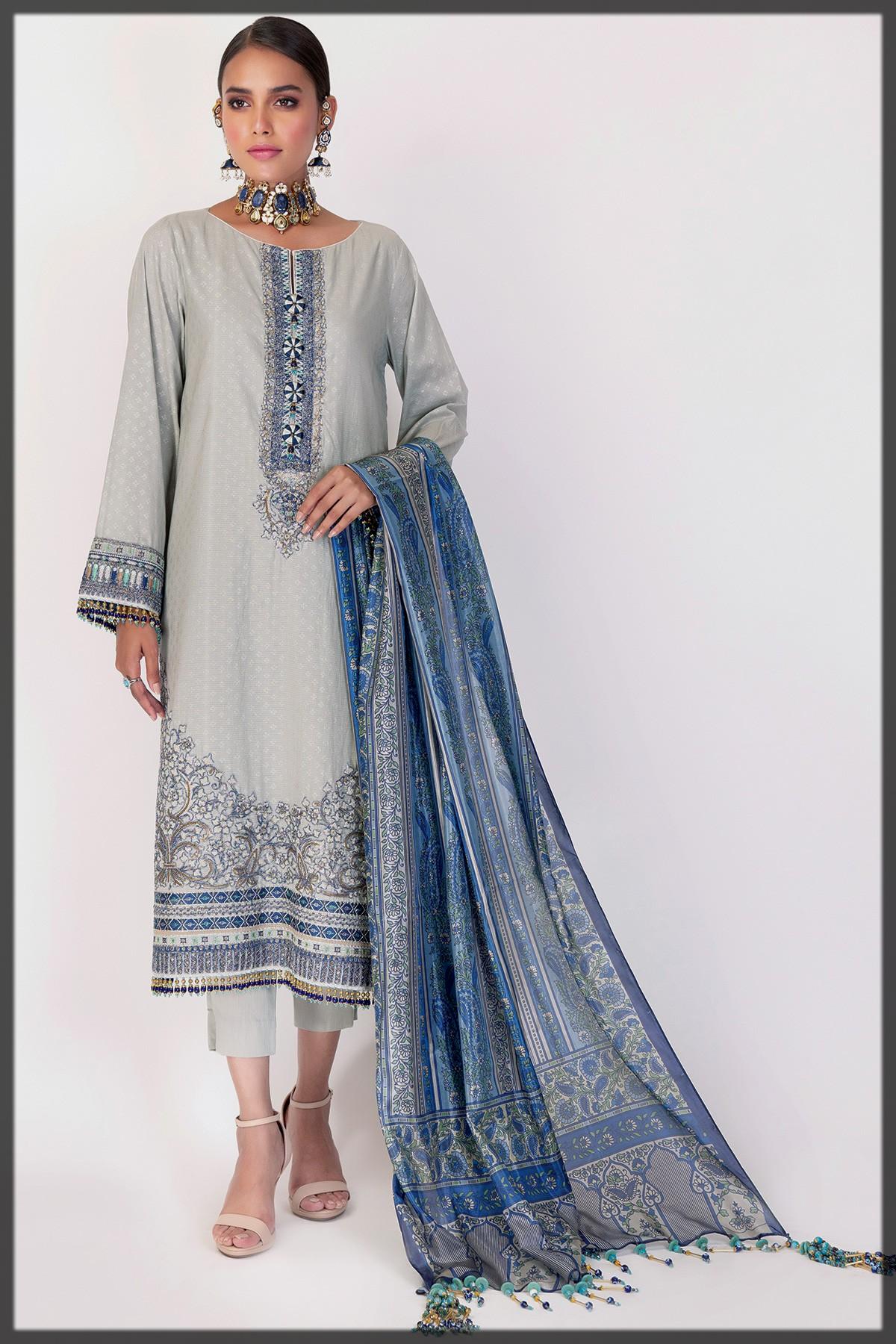 classical Alkaram Studio Eid Collection