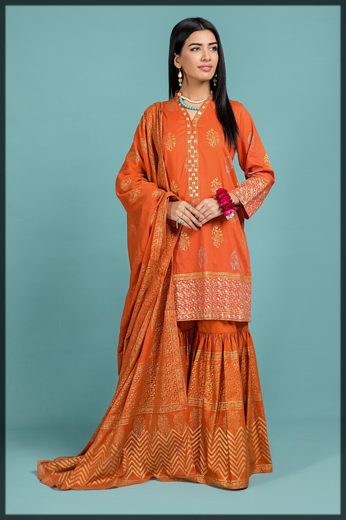 dazzling eid dress for women