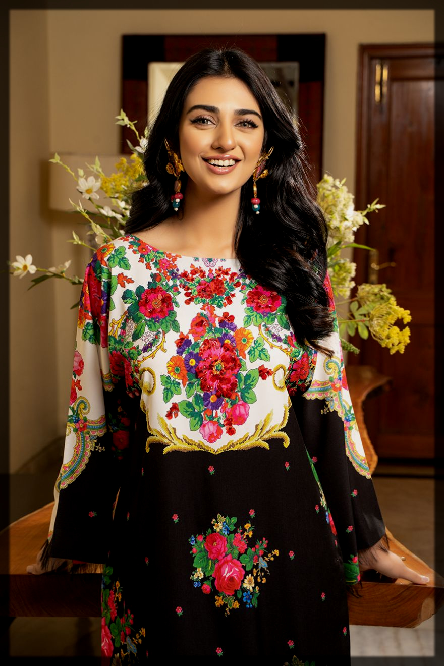dazzling lulusar eid collection for youngest
