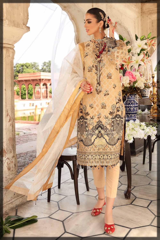 embellished jacquard eid dress