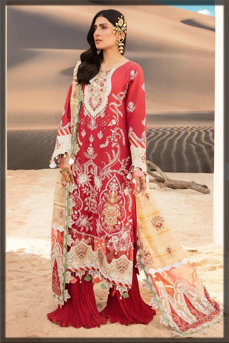 Saadia Asad Eid Collection