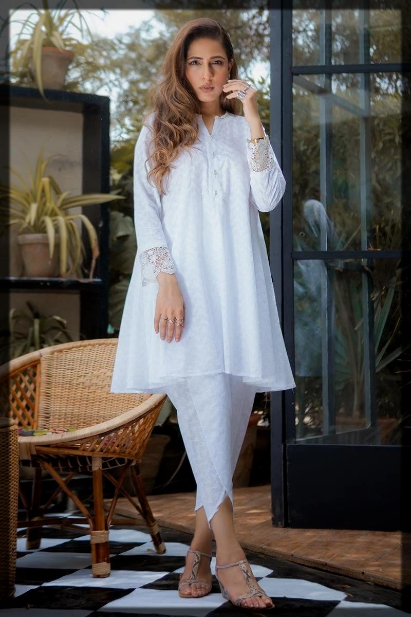 impressive white Ego Eid Collection