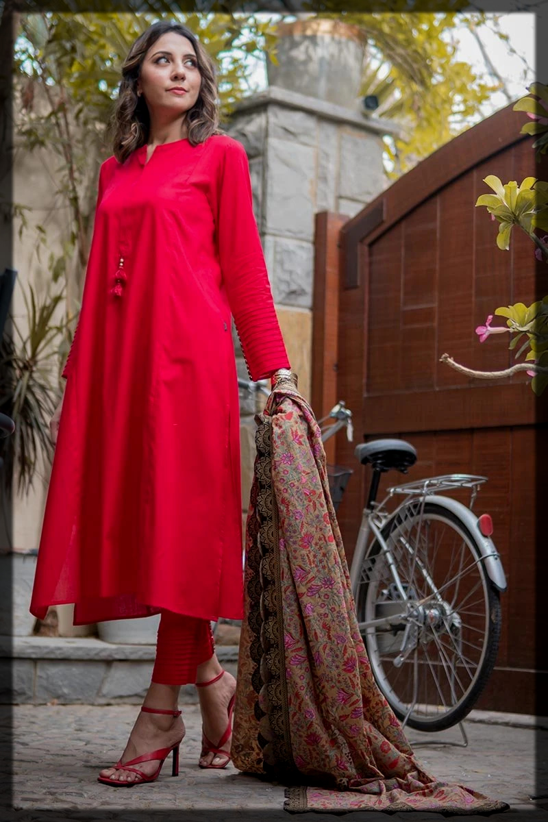 latest and classical Ego Eid Collection for women