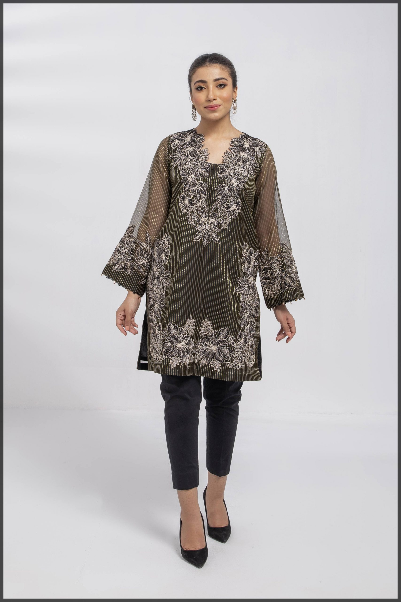 luxury eid kurta for teens