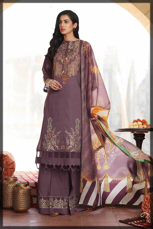 nishat linen collection