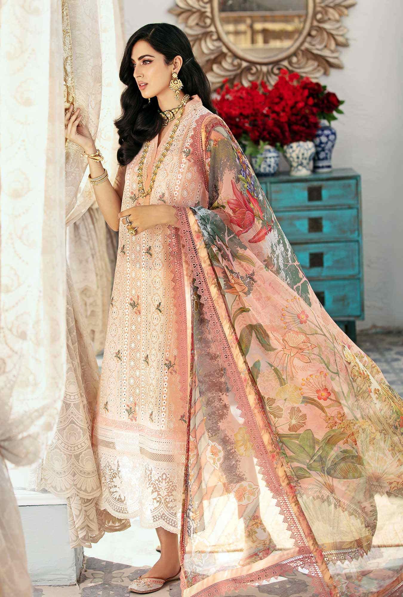 pastel pink eid suit