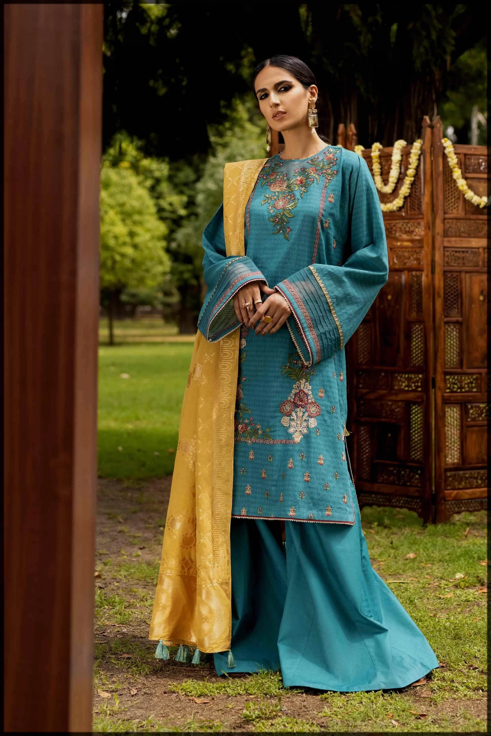 sapphire classic dress