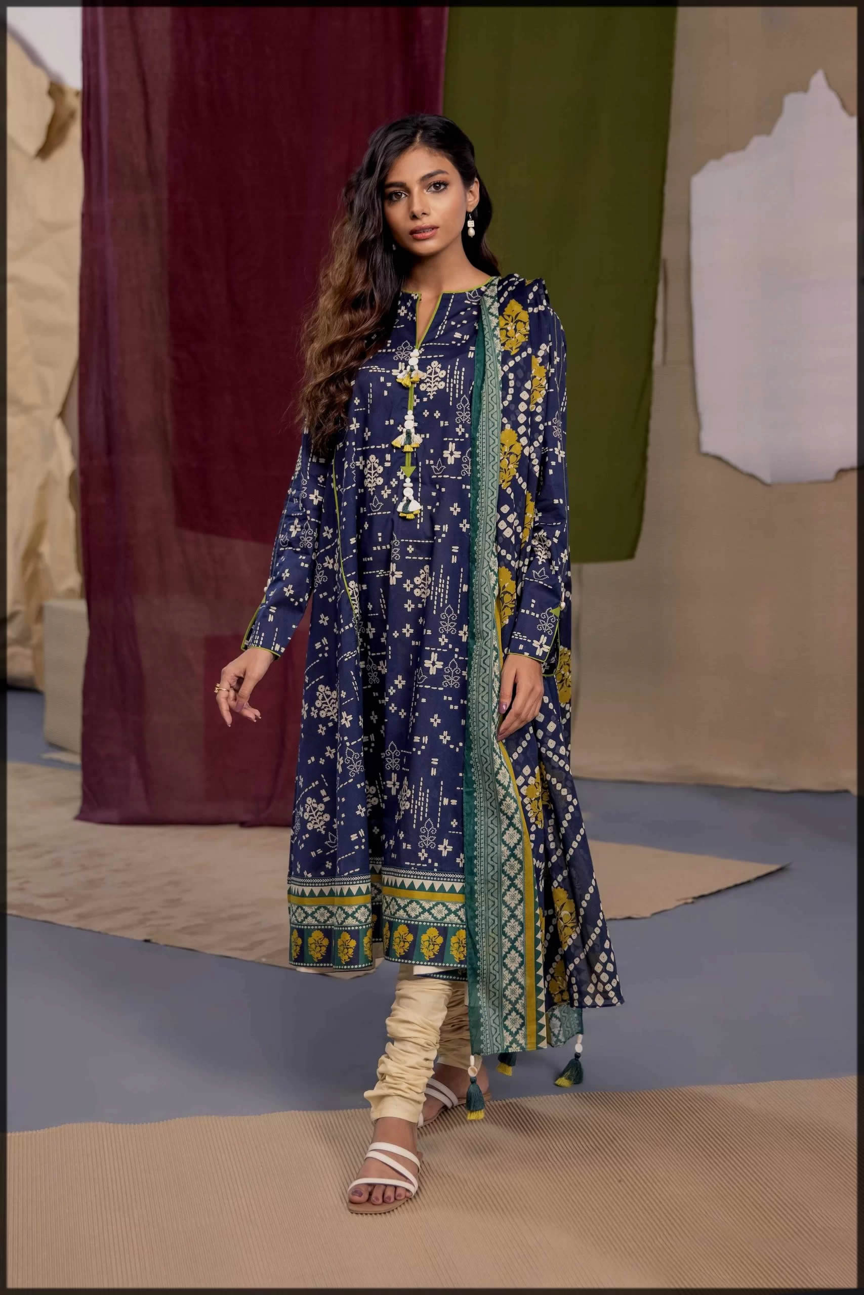 sapphire daily wear for girls