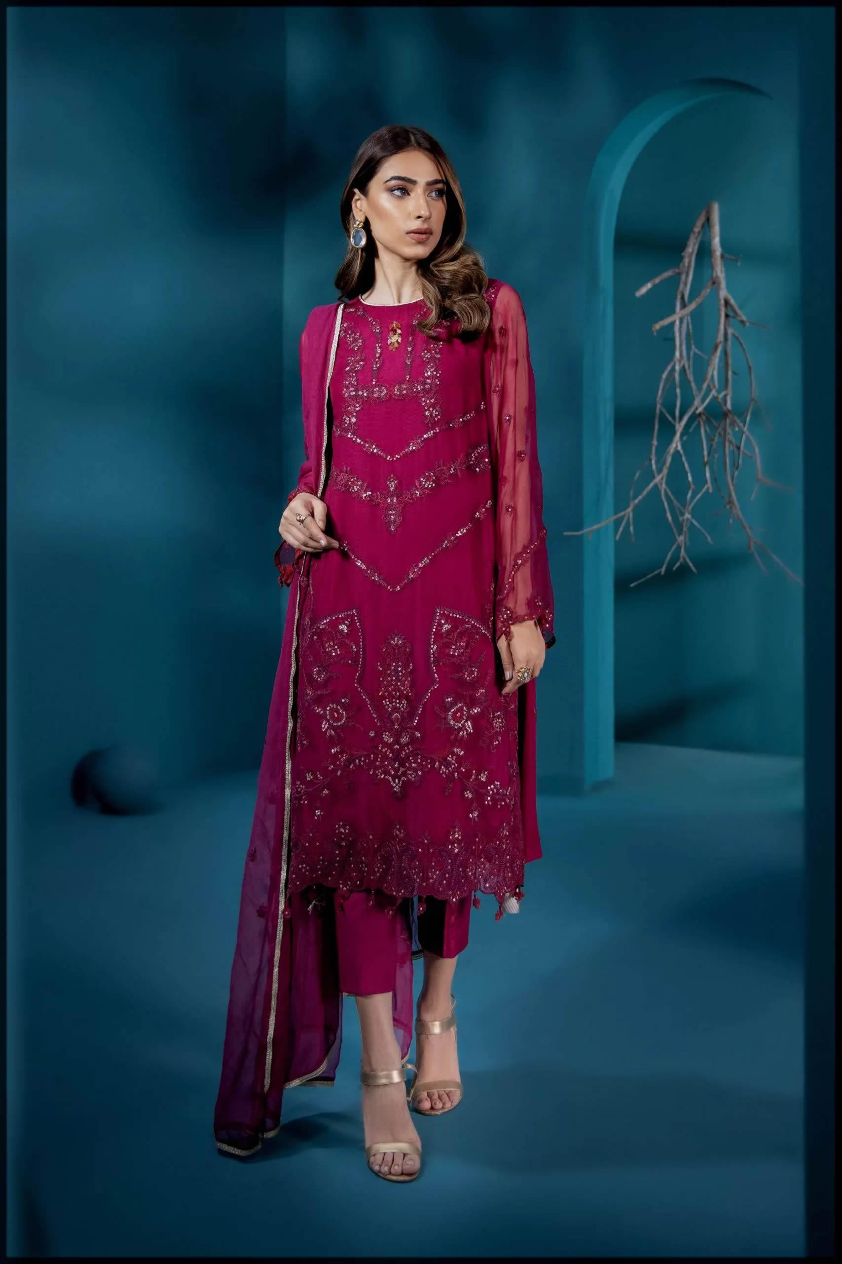 sapphire luxe dress wear