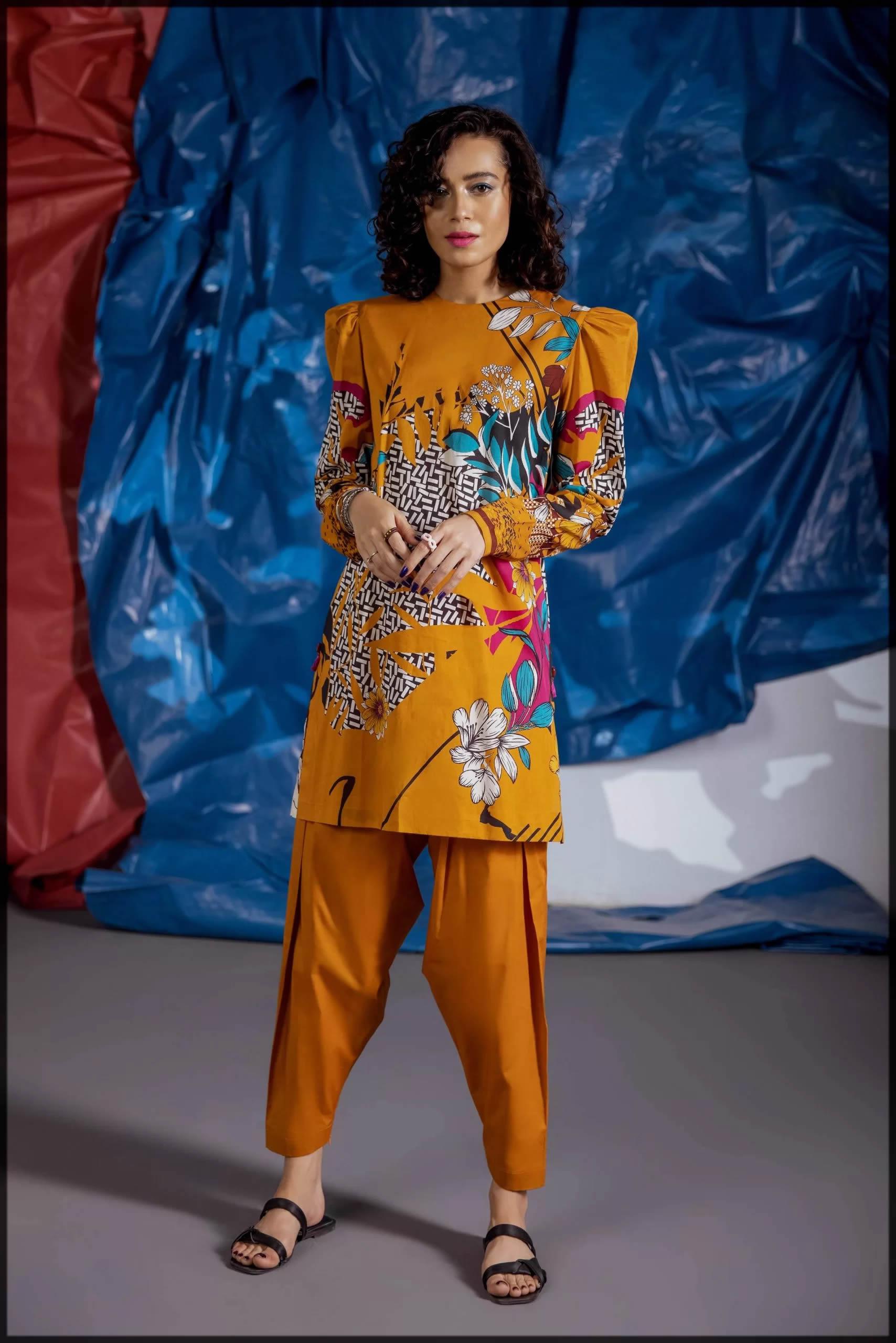 sapphire pop eid dress
