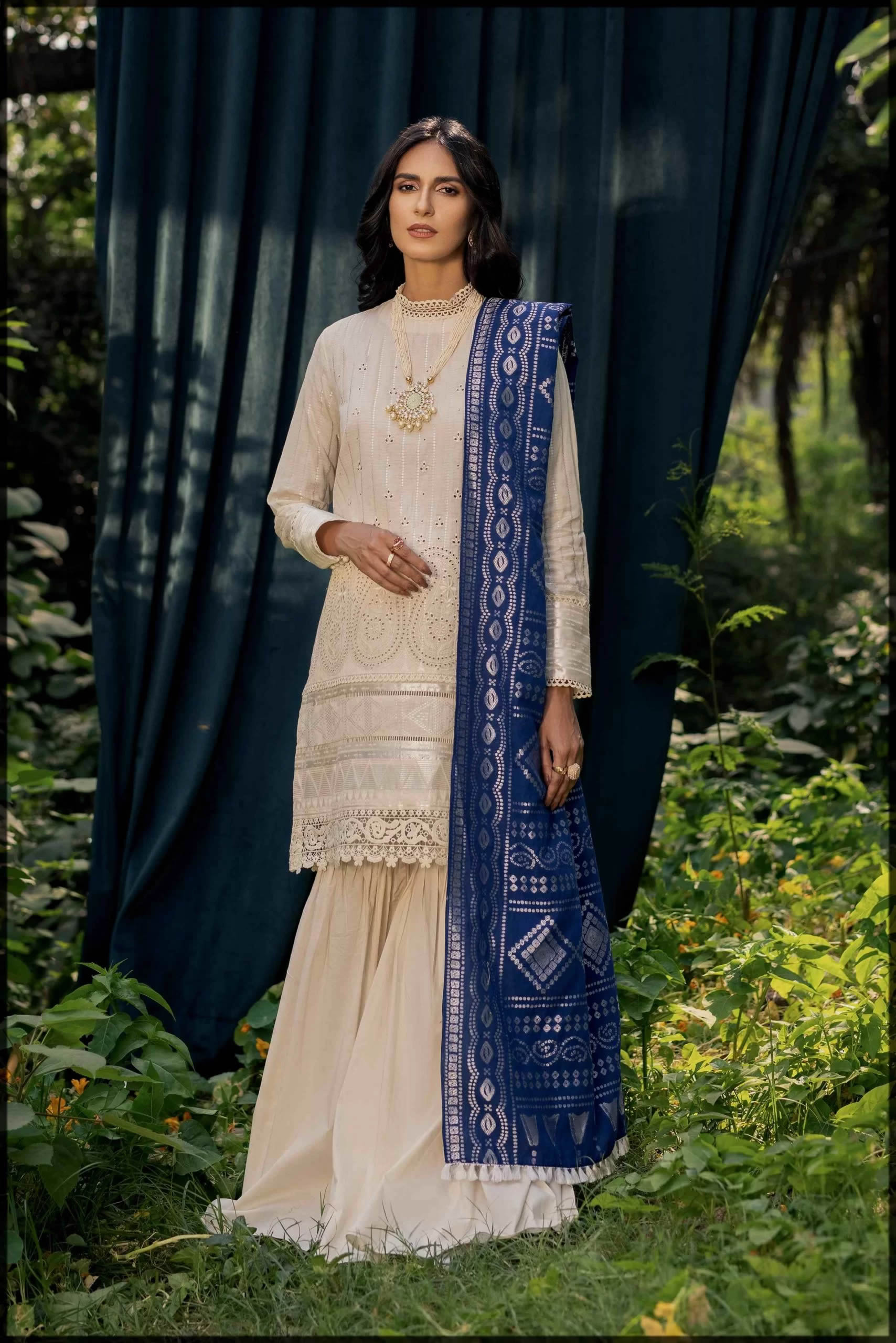 sapphire serene dress wear