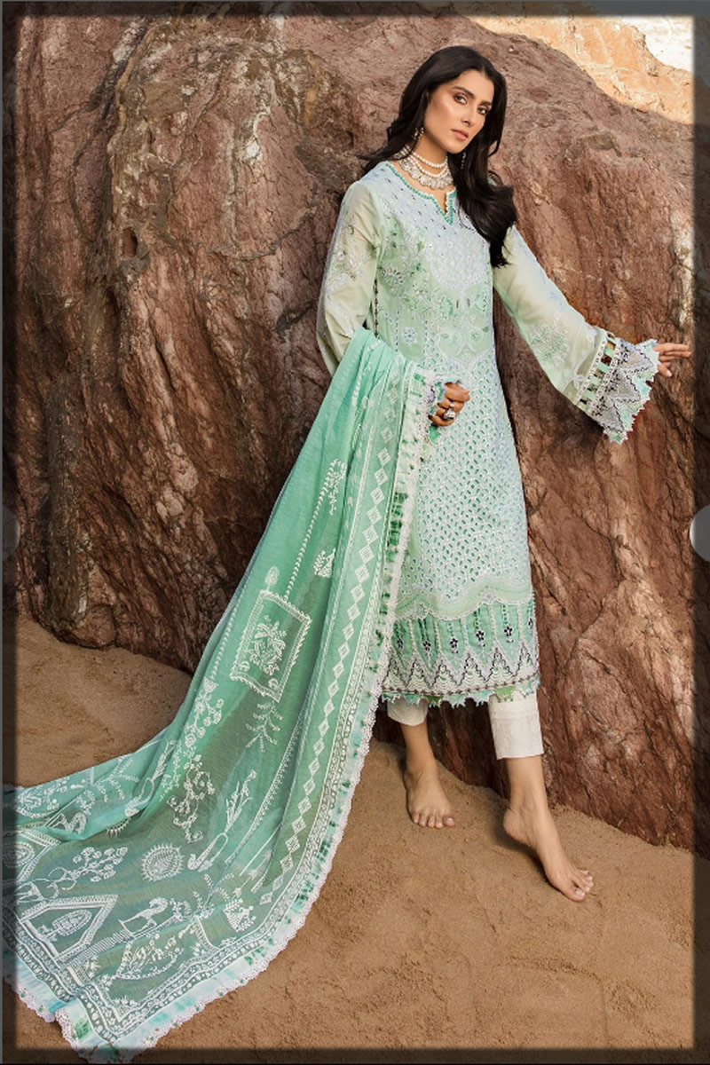 Saadia Asad Eid Collection