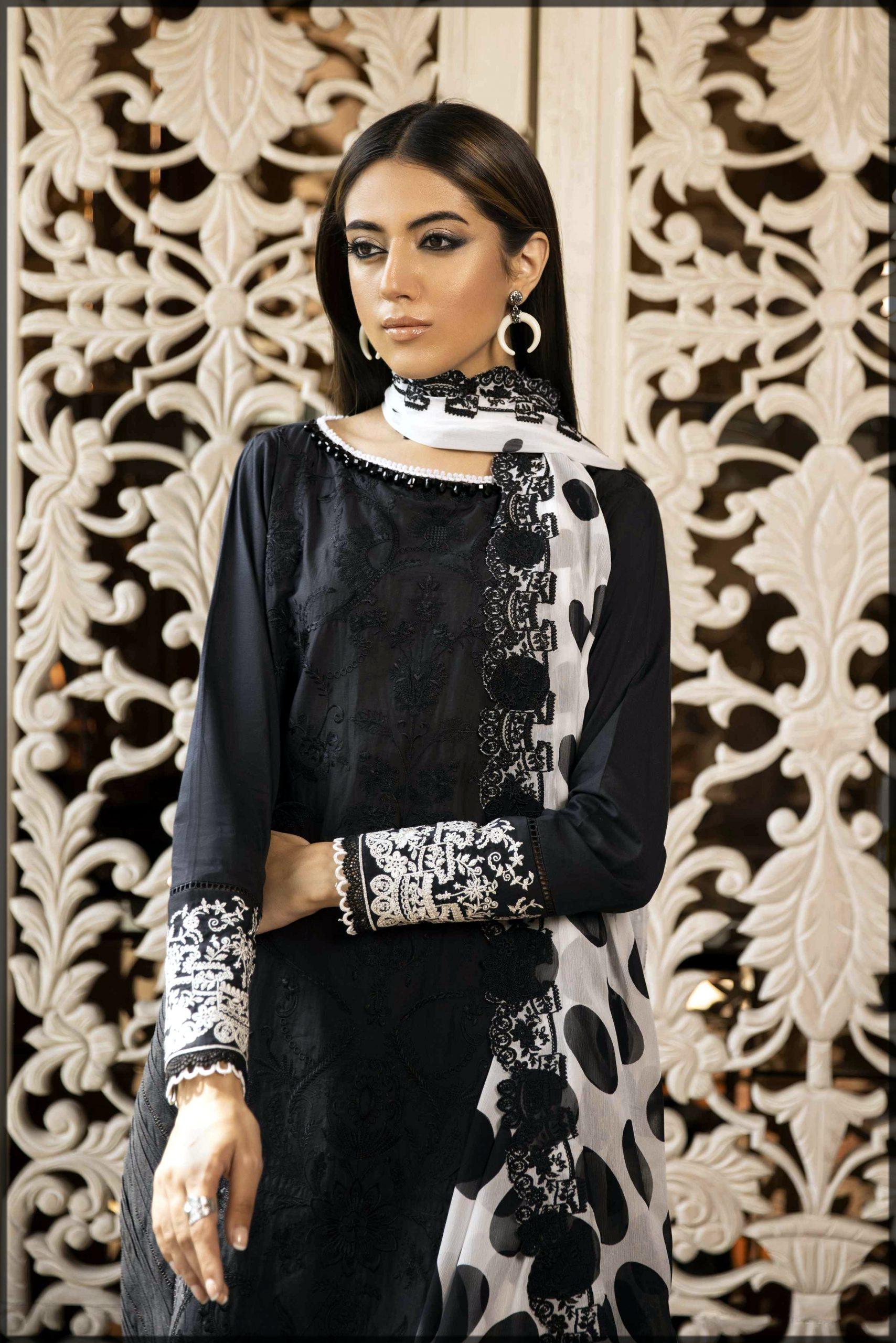 sleek black Sapphire Eid Collection