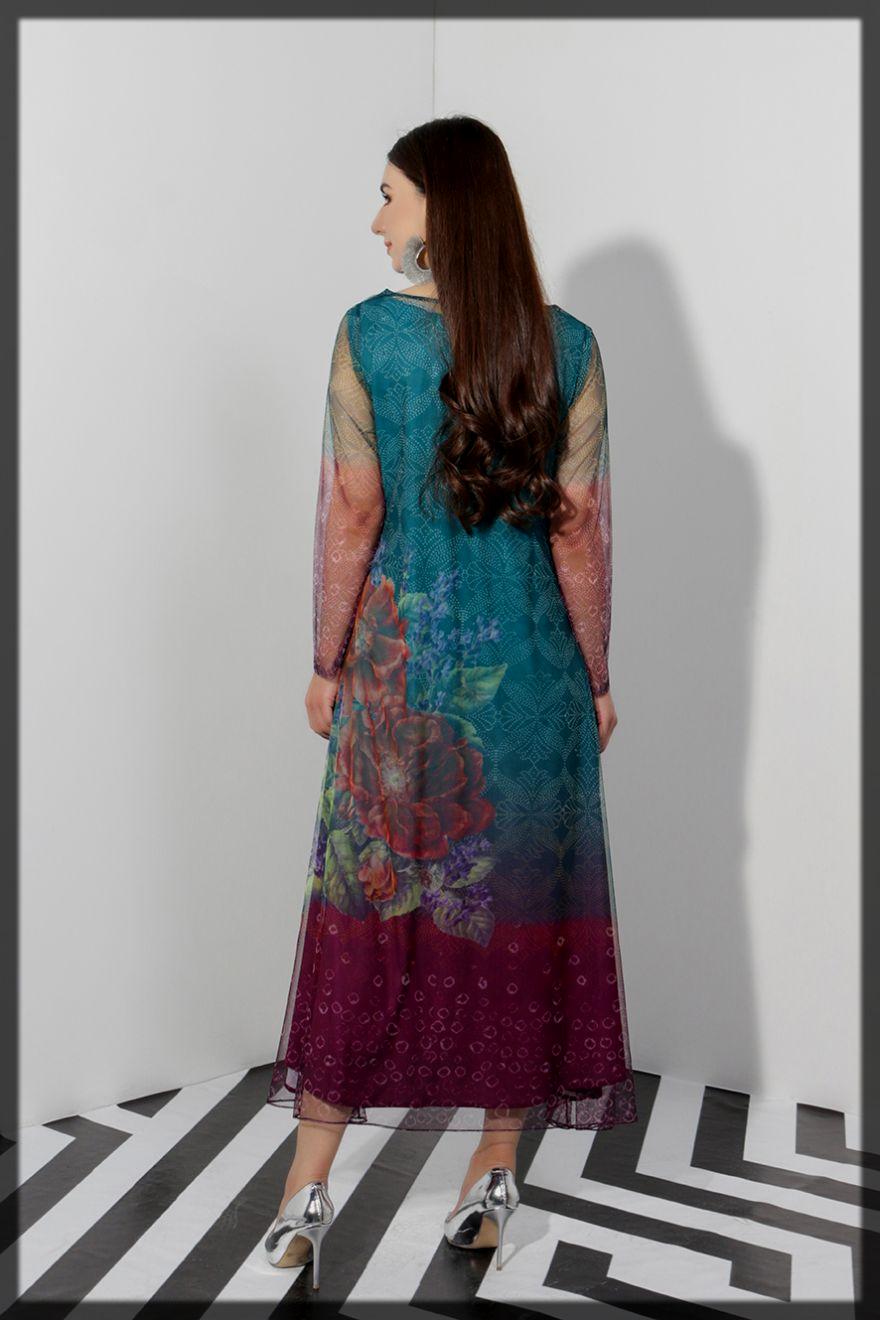 stunning lulusar eid dress for women