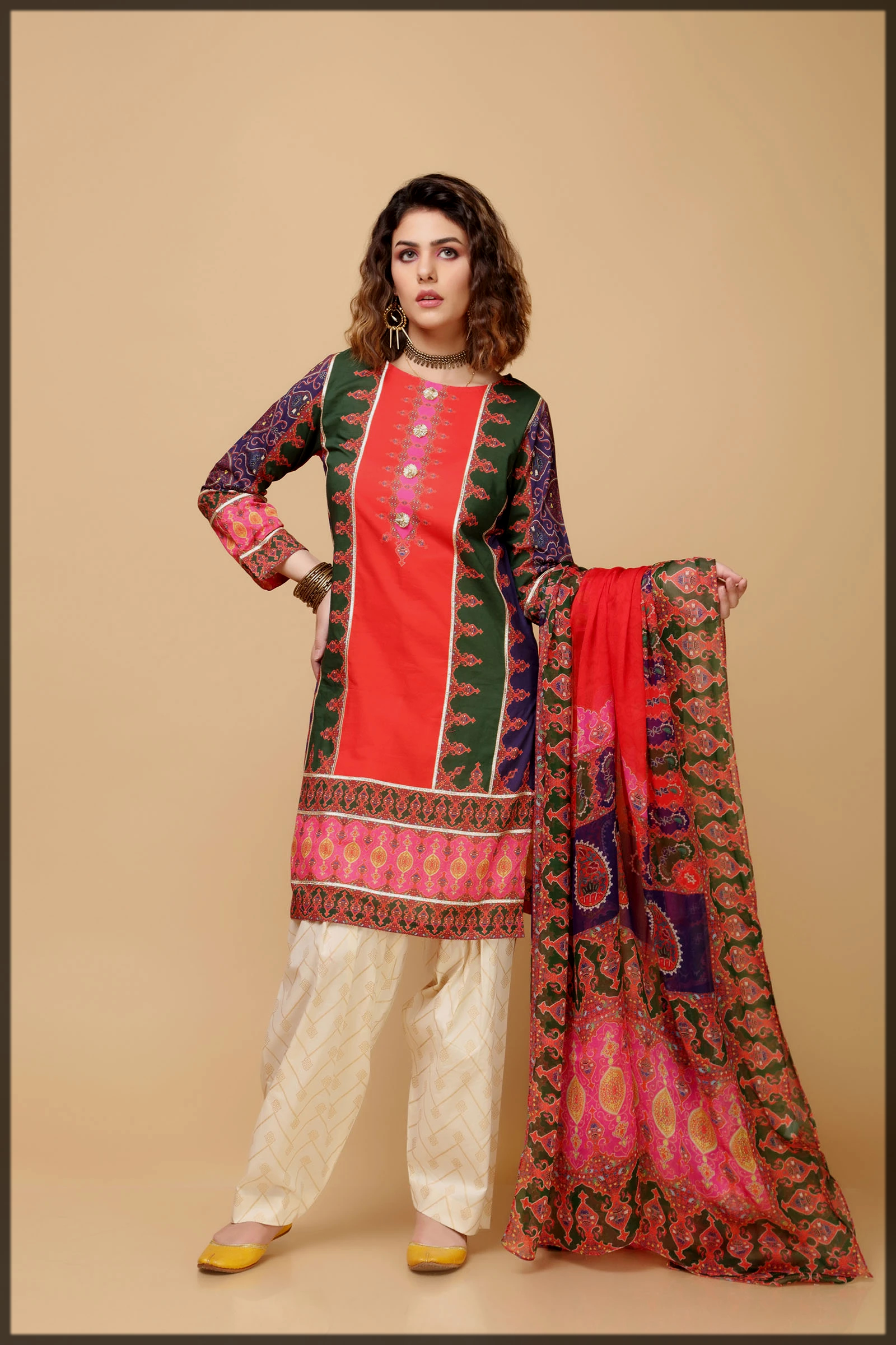 Appealing Rang Ja Eid Collection for Women