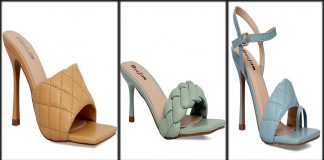 Borjan Shoes Eid Collection 2021 with Prices - Women New Arrivals