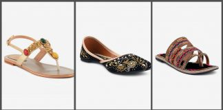 ECS Shoes Eid Collection 2021 with Prices - Ladies New Chappal Designs