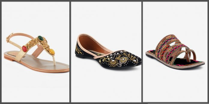 ECS Shoes Eid Collection for women and young girls