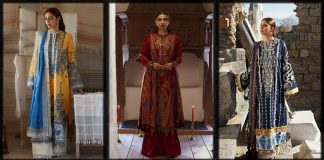 Elan Premium Lawn 2021 Unstitched Collection with Prices [New Arrivals]