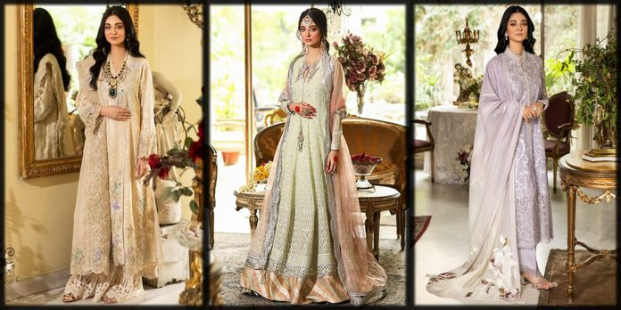 Nilofer Shahid Eid Collection for Women