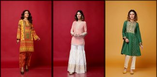 Rang Ja Eid Collection 2021 Stylish Ready to Wear Dresses with Prices