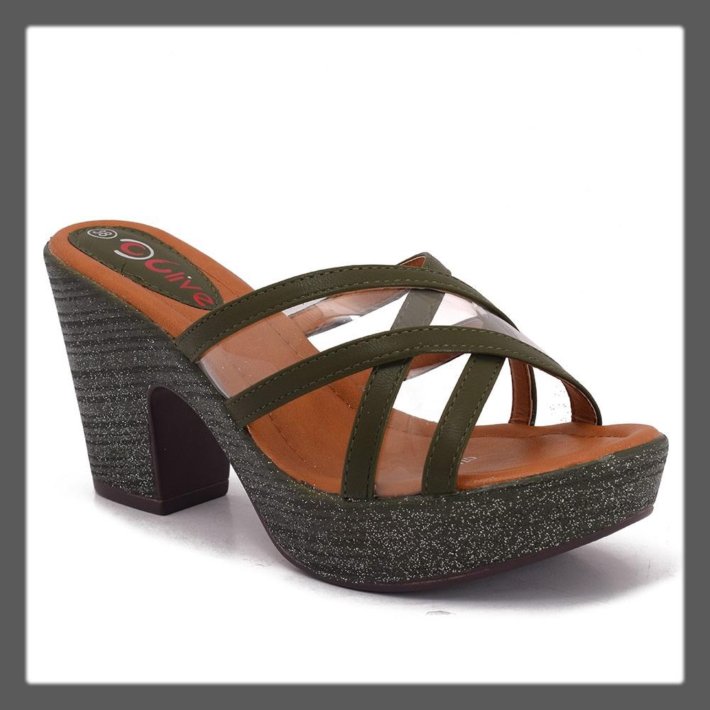 casual green wedge heels for women