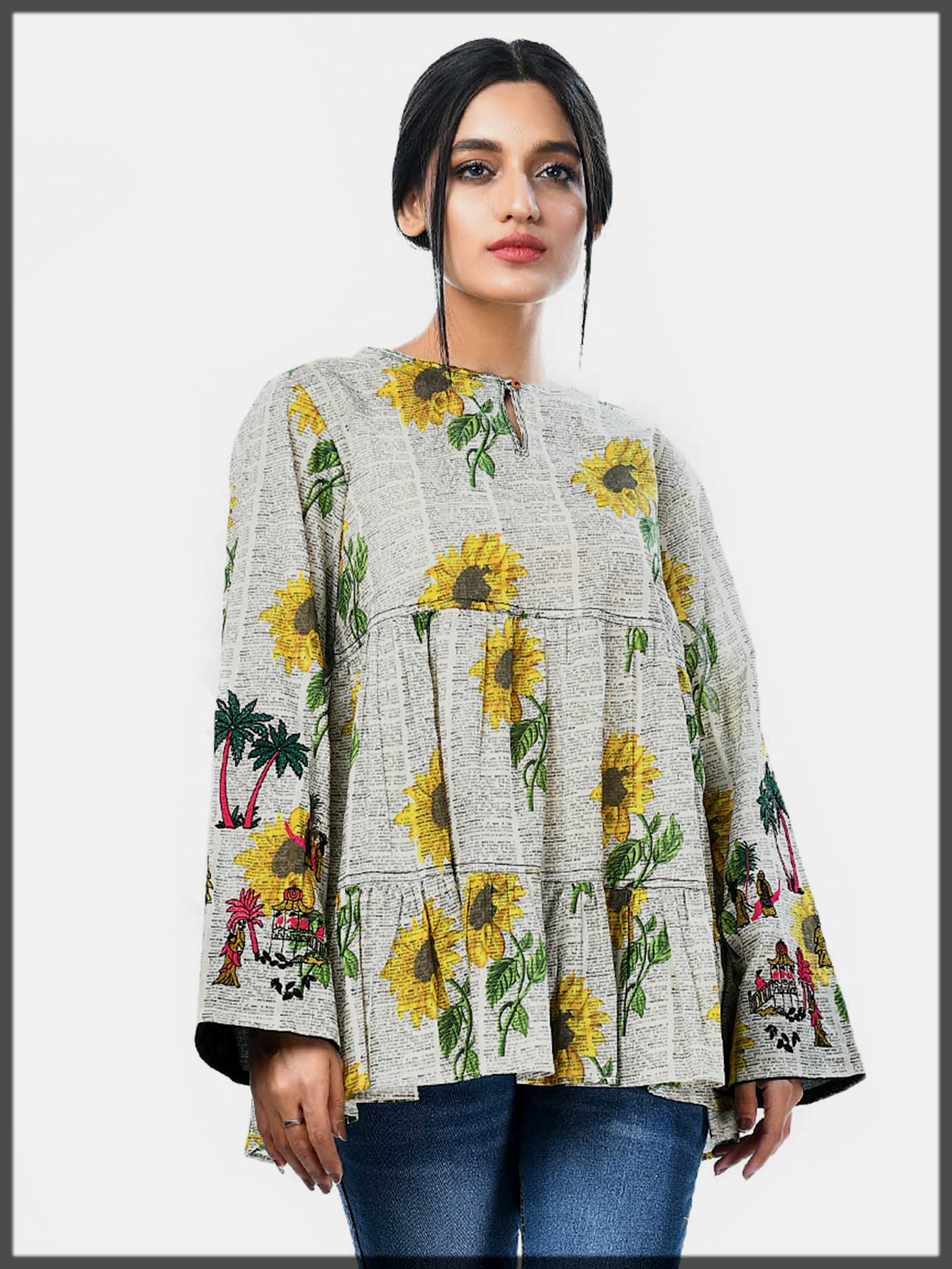 classical lawn top for teens