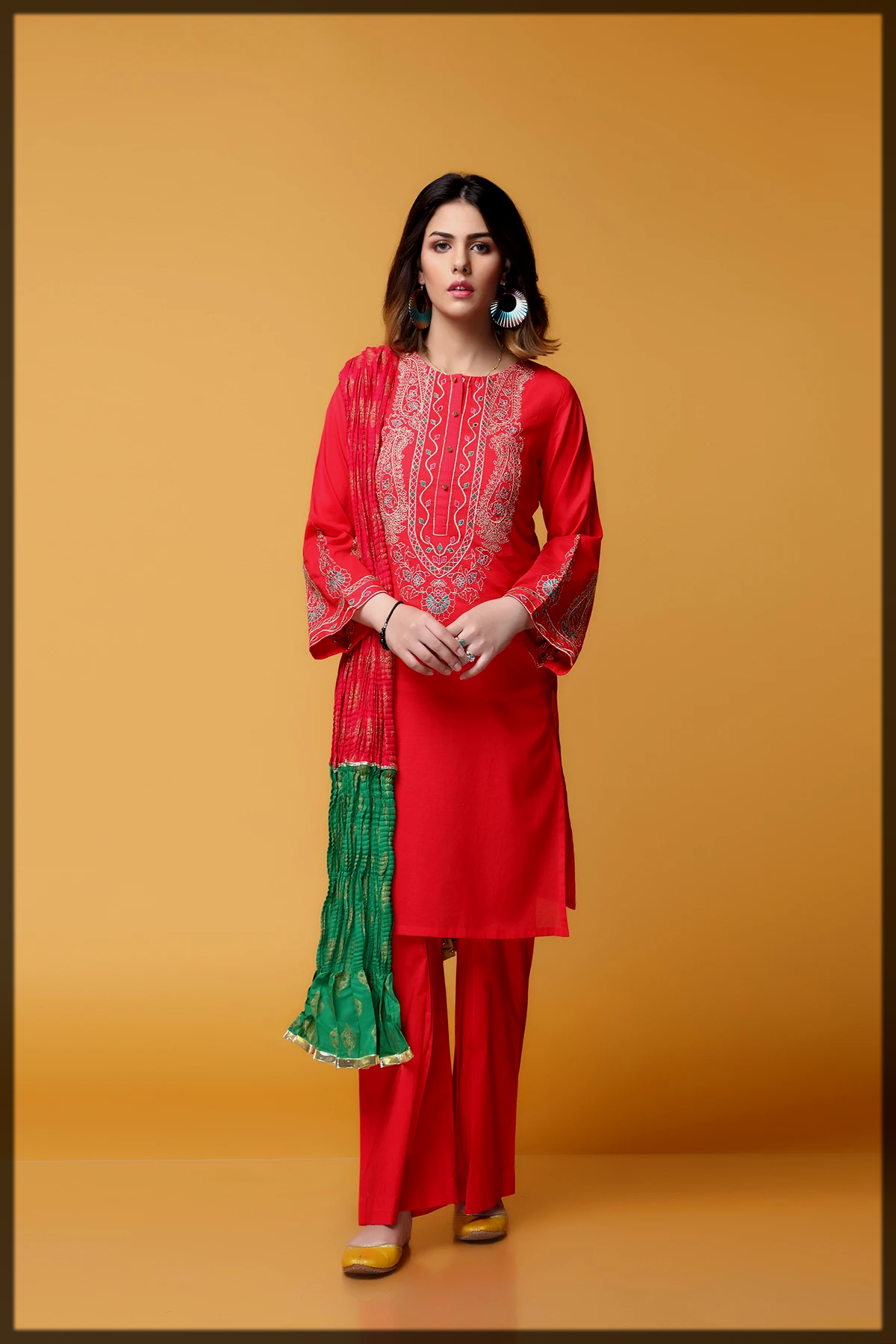 classy rang ja eid collection for women