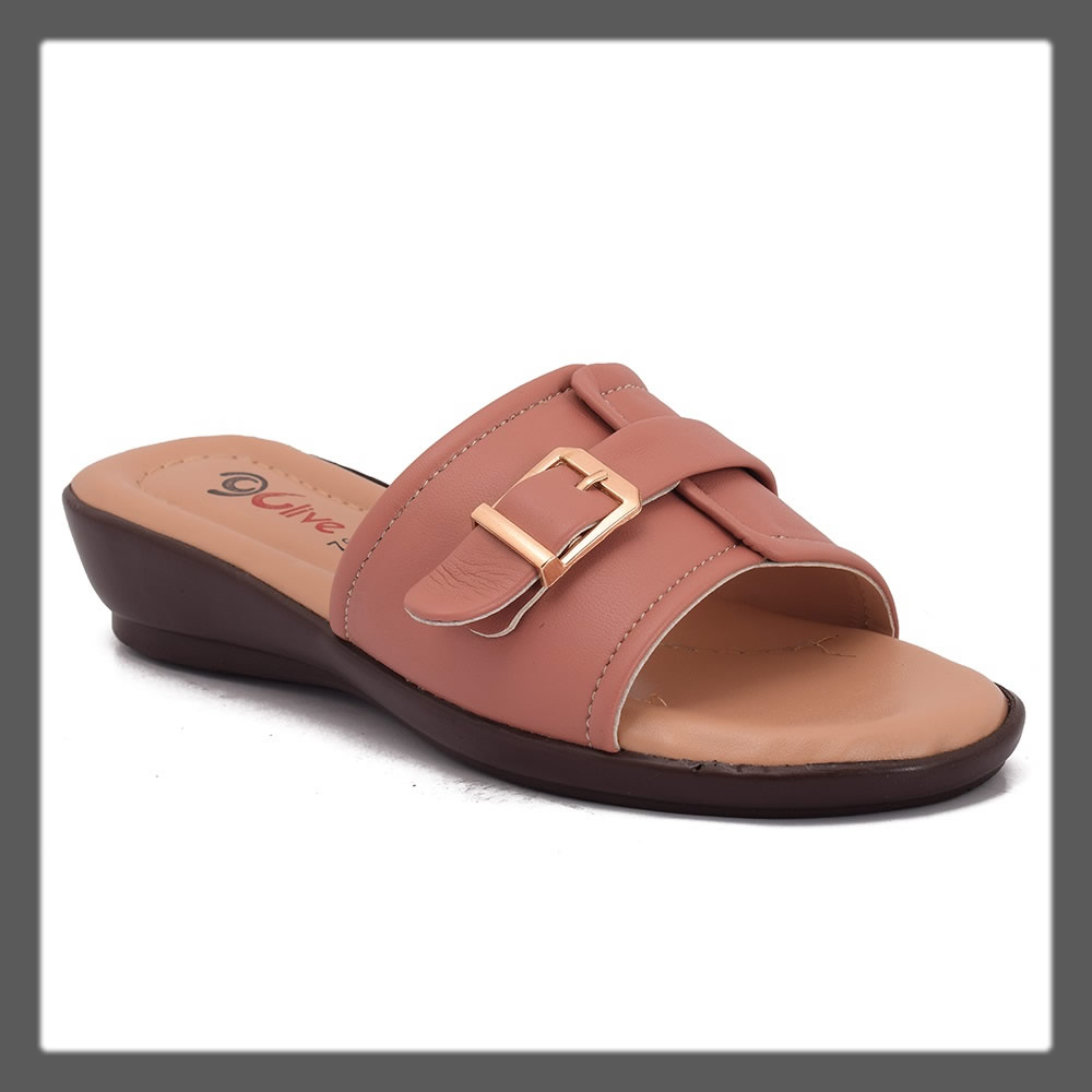 comfortable pink slippers for women