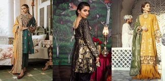 Cross Stitch Eid Collection 2021 Unstitched Suits for Women with Prices