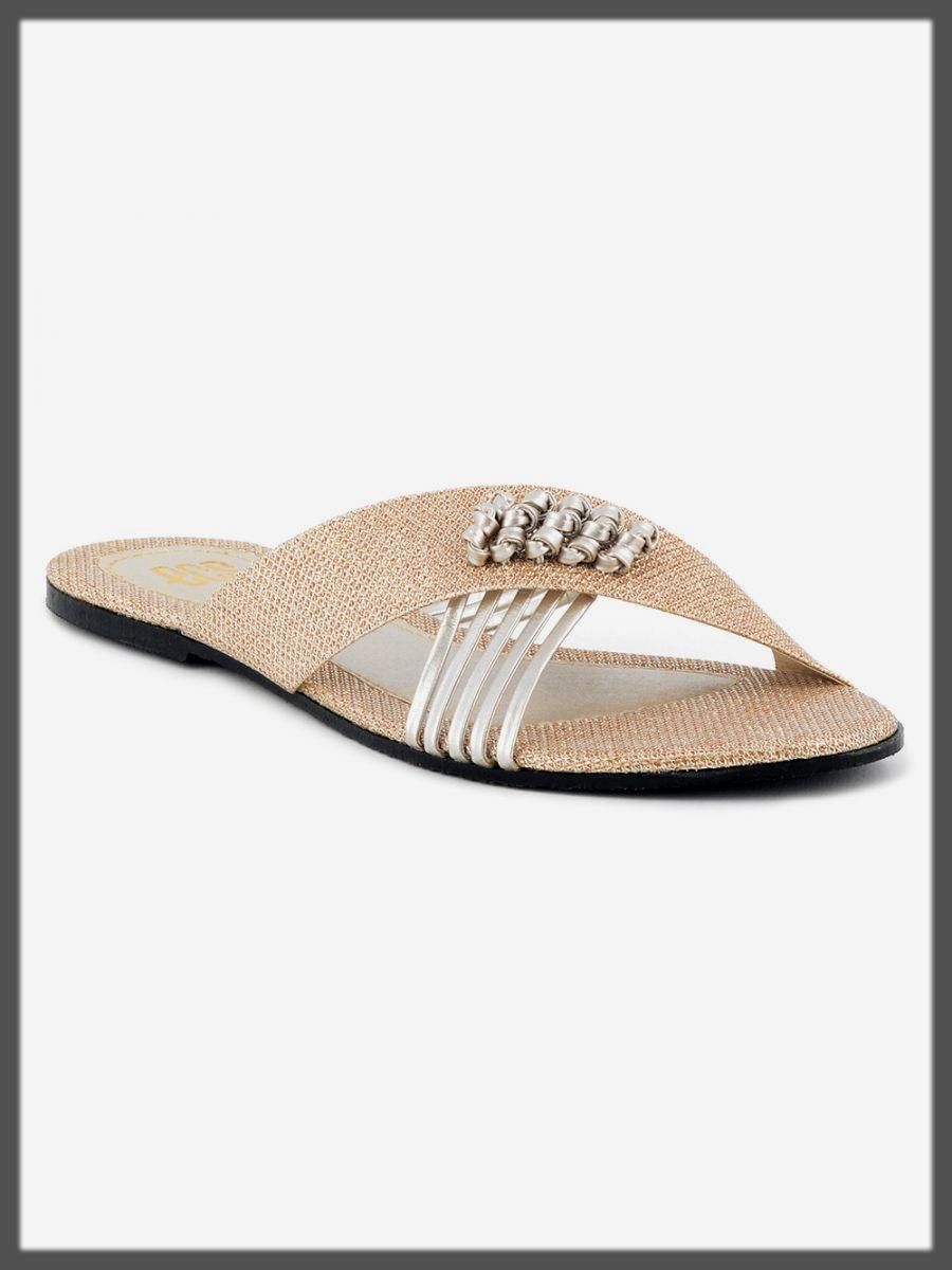 fancy Eid slippers for women