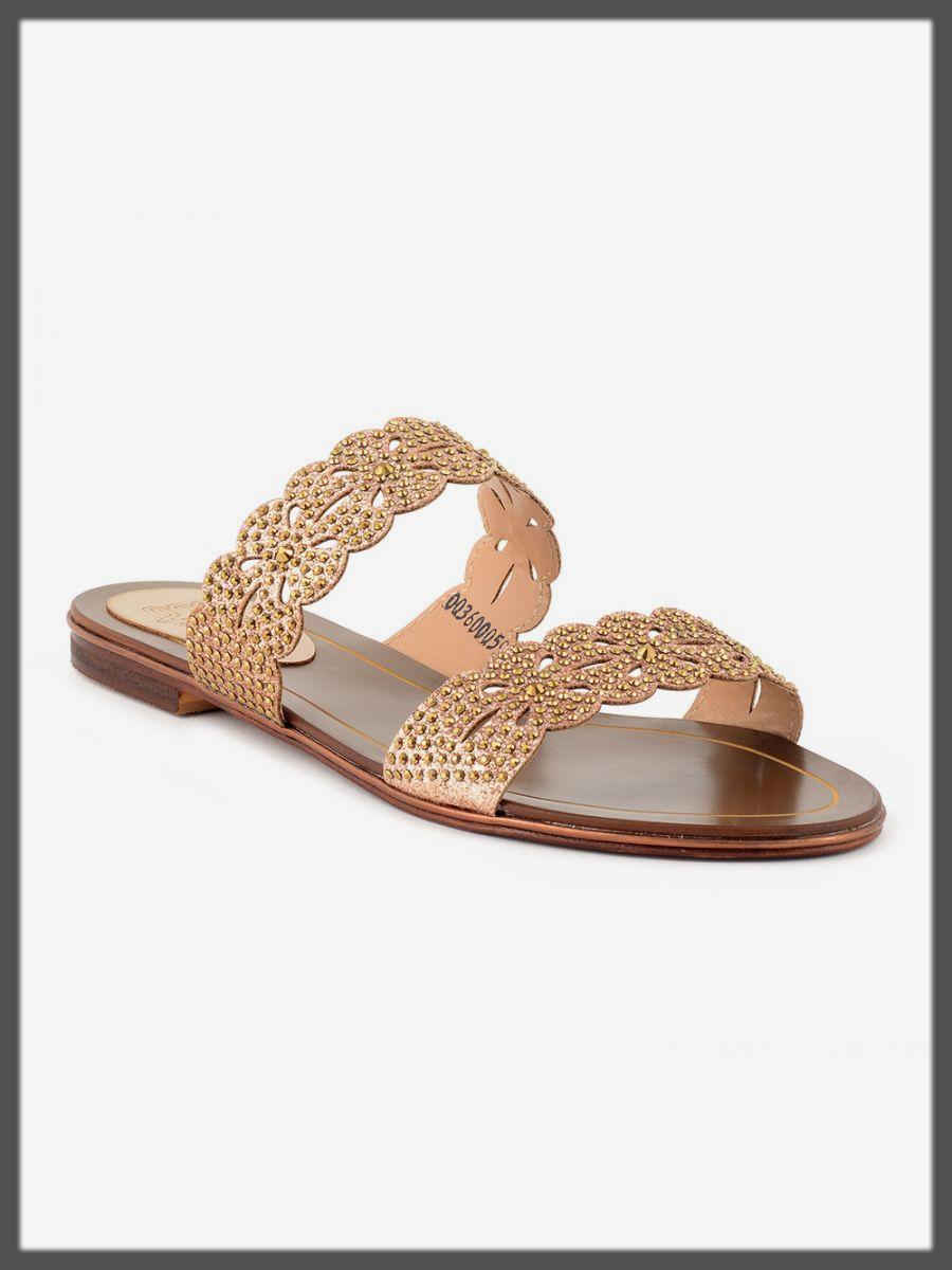 fancy summer eid slipper for women