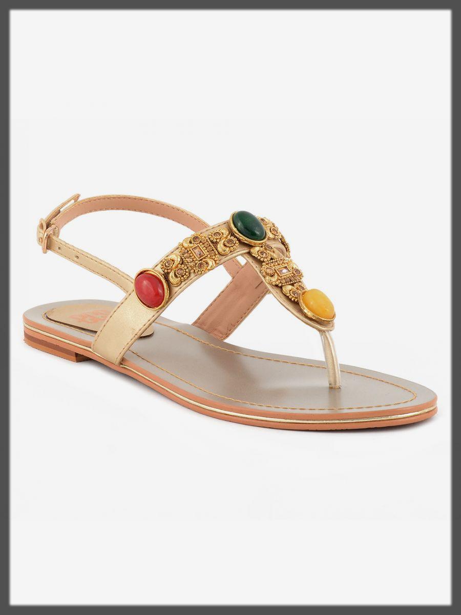 party wear summer sandals for Women